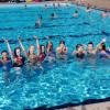Deutsch-Französischer Jugendaustausch im Flossenschwimmen