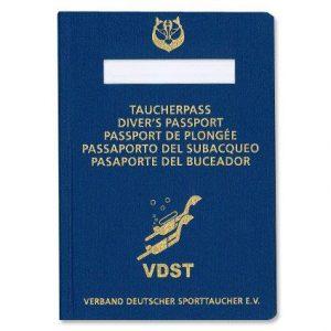 VDST-Taucherpass